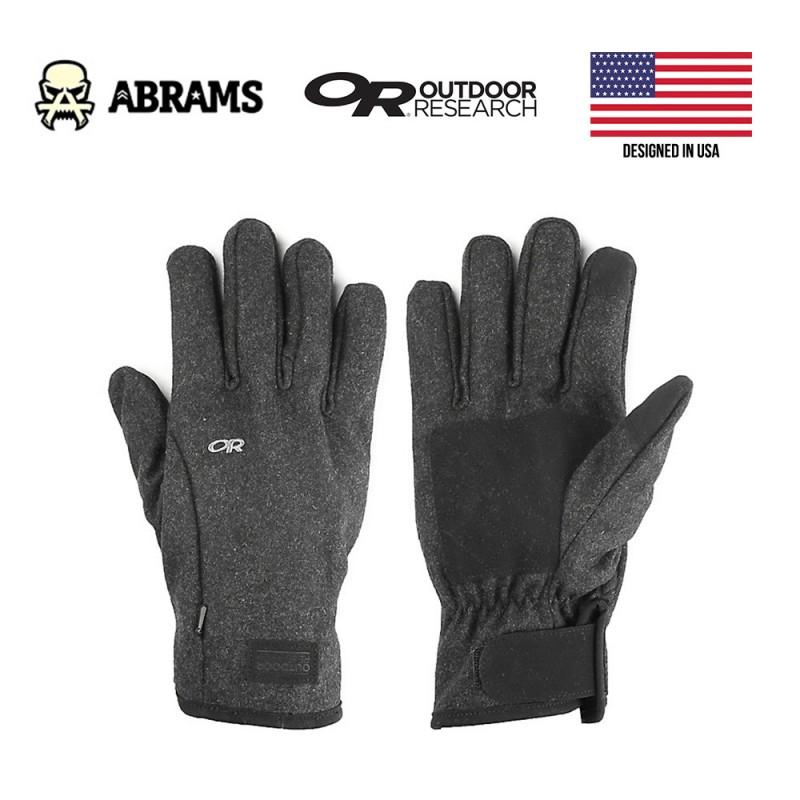 Перчатки сенсорные Outdoor Research Turnpoint Sensor Gloves Charcoal Medium