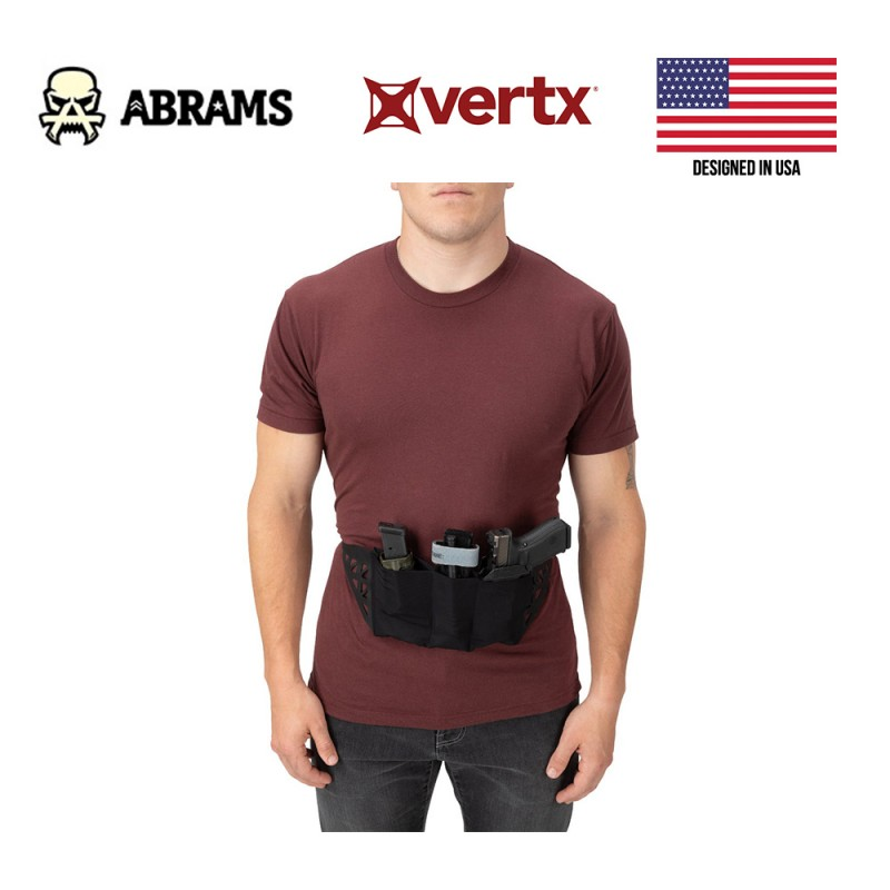 Панель (ремінь) для прихованого носіння зброї та аксесуарів Vertx Unity Runners Clutch Belt