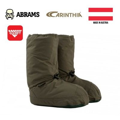 Бахилы (Чуни) Carinthia Windstopper Booties Olive