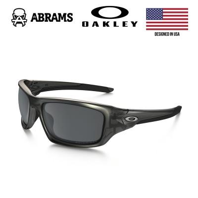 Очки Oakley Valve Matte Grey Smoke Sunglasses - Black Iridium Polarized