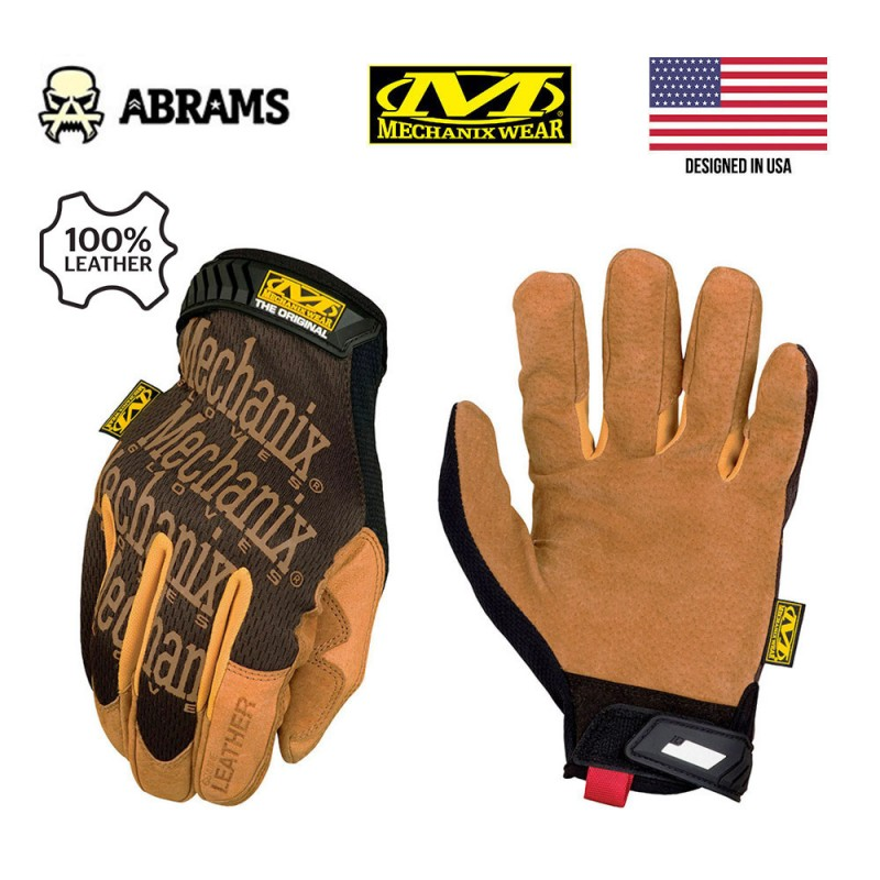 Перчатки кожаные Mechanix Durahide™ Original Leather
