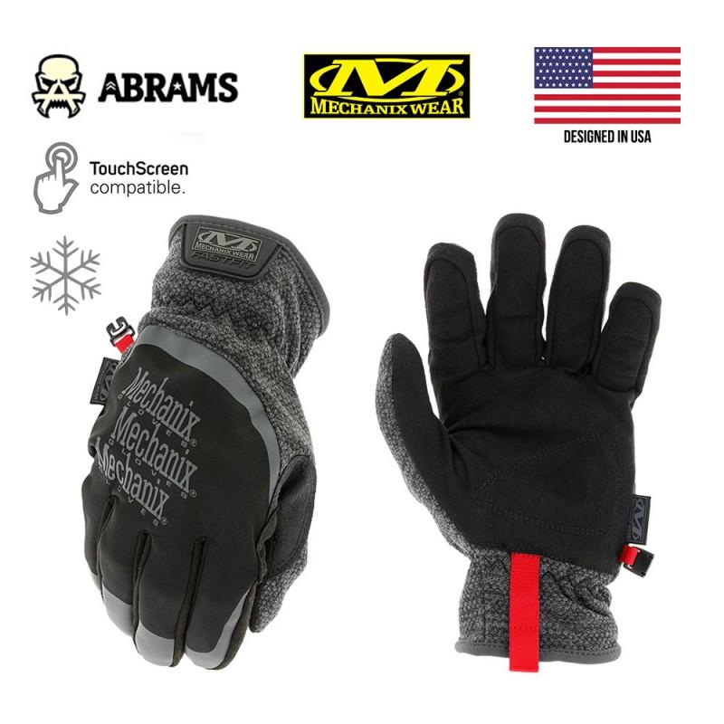 Утепленные перчатки Mechanix Insulated Cold Work FastFit