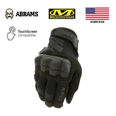 Перчатки тактические Mechanix M-Pact 3 Black
