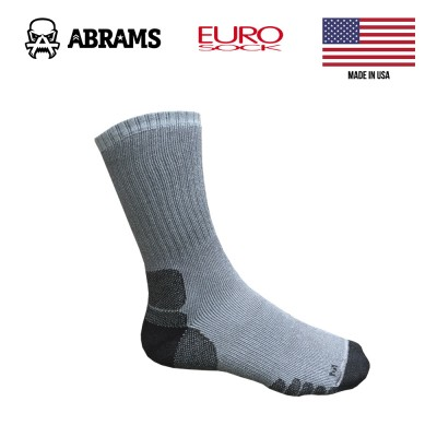 Носки Eurosocks Multipurpose Medium Weight SILVER DryStat® Crew Dark Grey