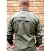Тактическая рубашка Vertx Phantom LT Long Sleeve Shirt OD Green