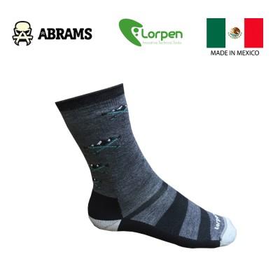 Летние трекинговые носки Lorpen T2 Hike & City Light MerinoDry