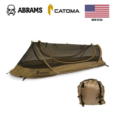 Антимоскитная палатка USMC Catoma Burrow IBNS Pop-Up - Coyote Brown