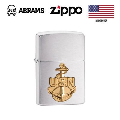 Зажигалка Zippo U.S. Navy