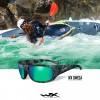 Очки балистические Wiley X OMEGA Polarized Emerald Mirror Kryptek® Neptune™ Frame