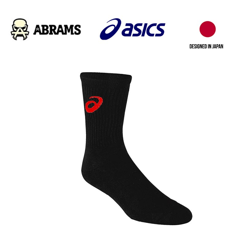 Носки Asics Multi Sport Team Crew Sock Black Red