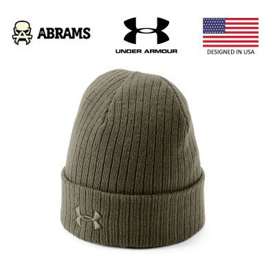 Шапка Under Armour UA Tactical Stealth 2.0 Beanie OD Green