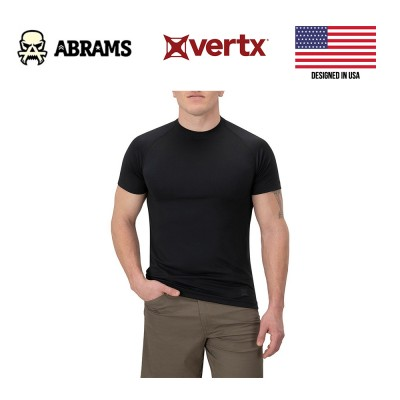 Футболка Vertx Full Guard Performance Short Sleeve Shirt Black