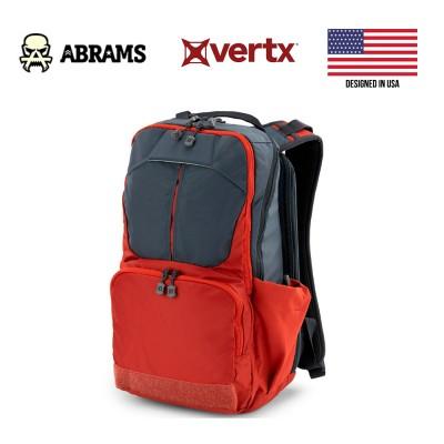 Рюкзак для скрытого ношения оружия Vertx Ready Pack 2.0 Smoke Grey Mars Red