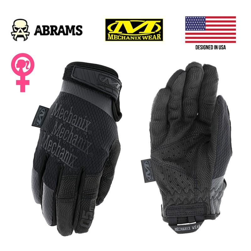 Перчатки тактические женские Mechanix Women's Specialty 0.5mm Covert