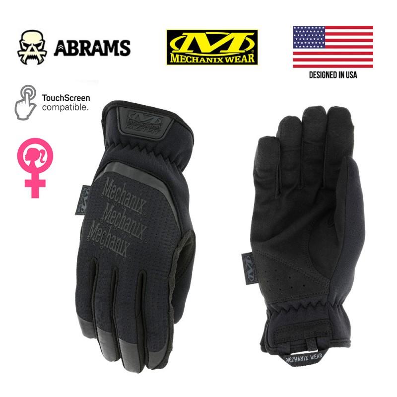 Перчатки тактические женские Mechanix Women's FastFit Covert