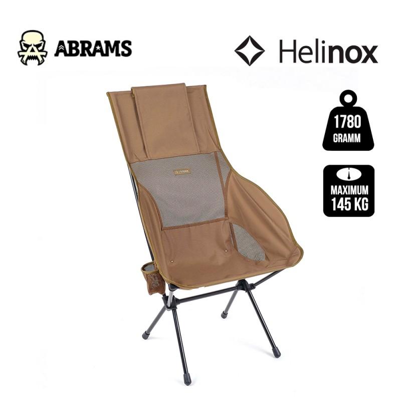 Стул складываемый Helinox Savanna Chair Coyote Tan
