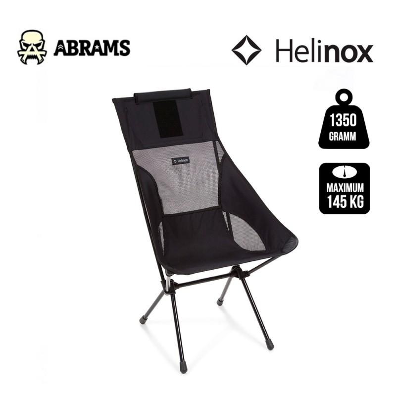 Стул складываемый Helinox Sunset Chair Black