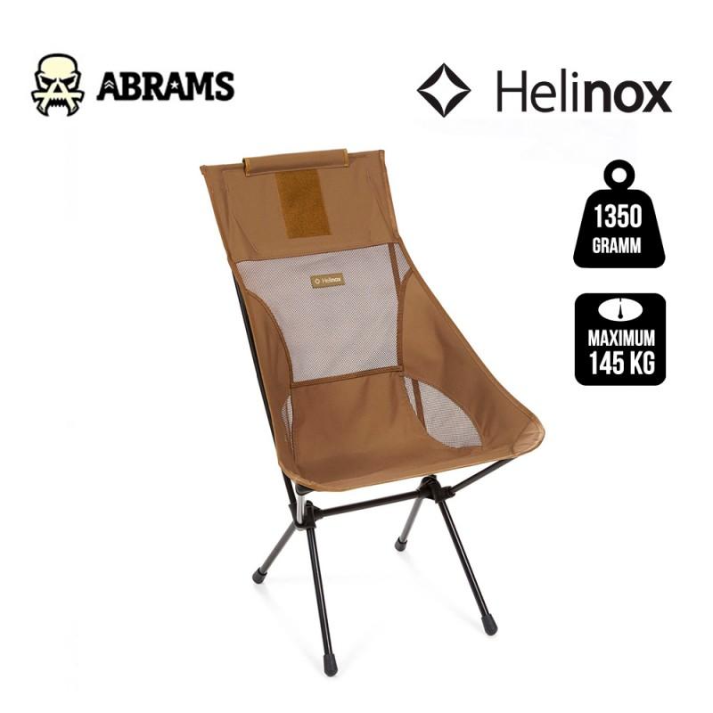 Стул складываемый Helinox Sunset Chair Coyote Tan
