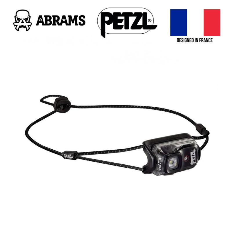Налобный фонарь Petzl Bindi Black