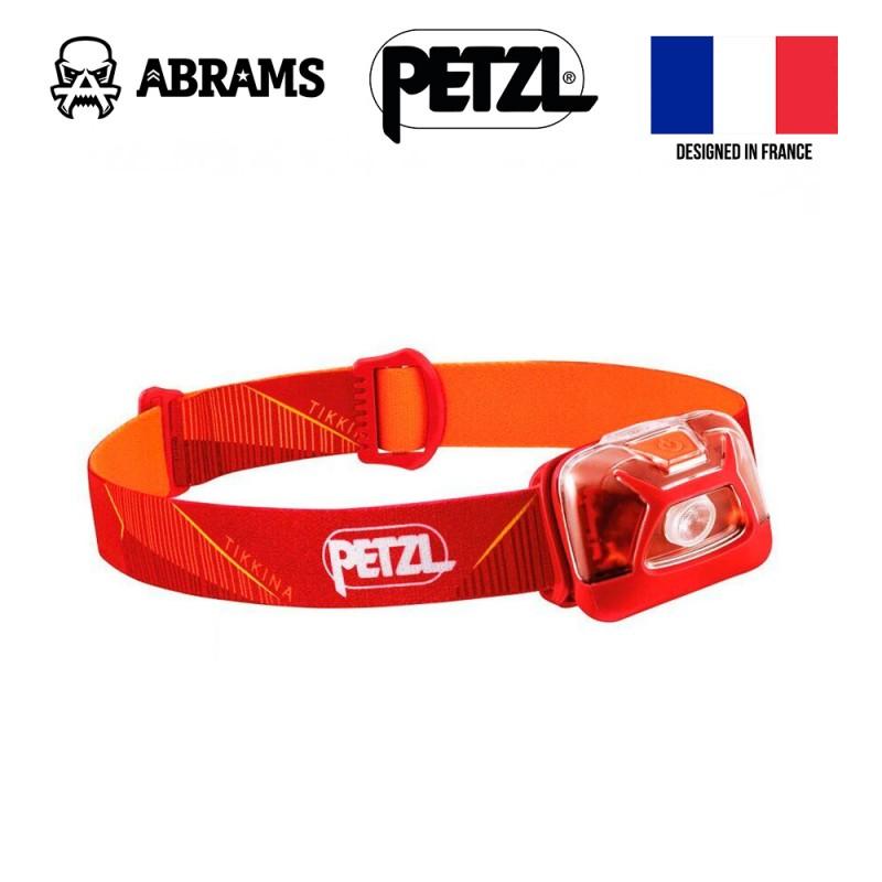 Налобный фонарь Petzl TIKKINA Red (250 Lumens)