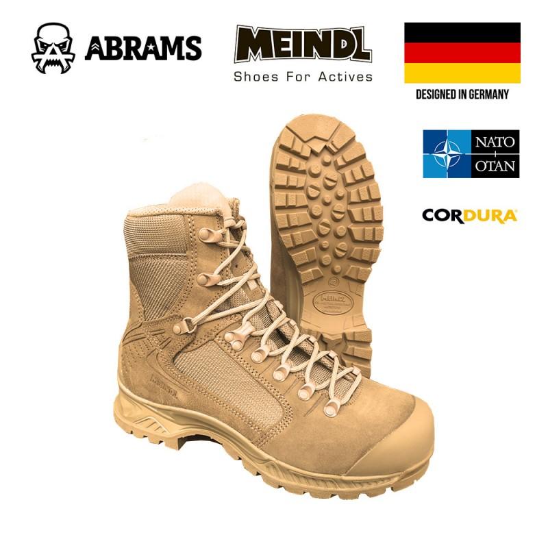 Ботинки Meindl Desert Fox Gen II (Desert Defense)