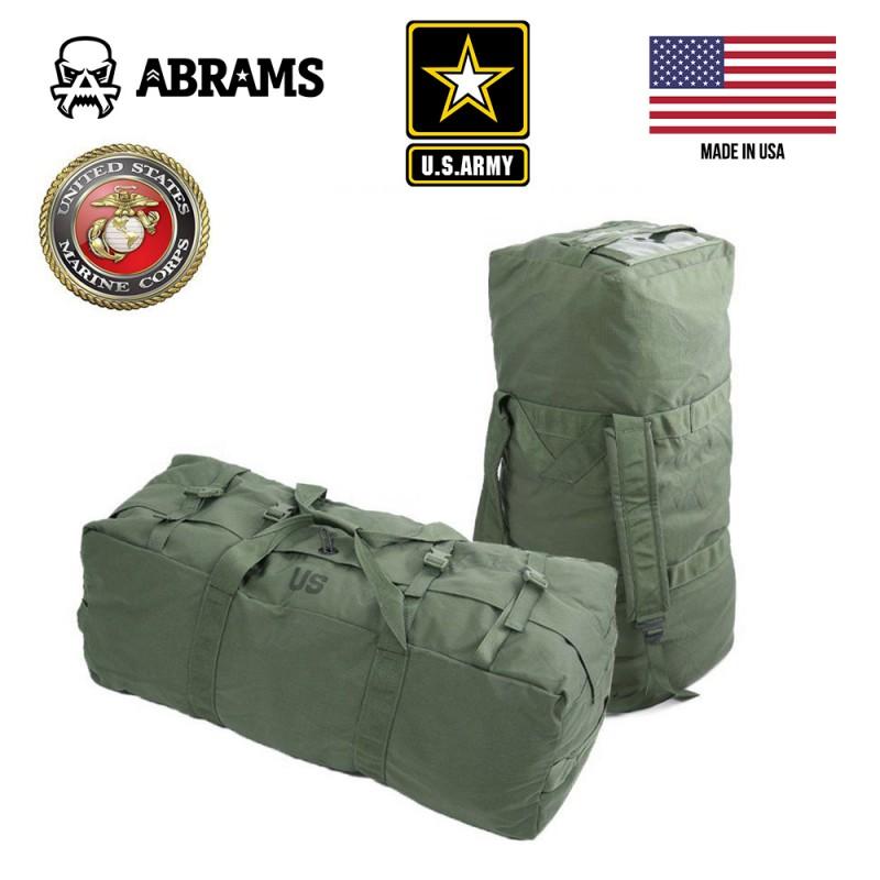 Сумка-баул U.S. Military Enhanced Zippered Improved Duffel Bag
