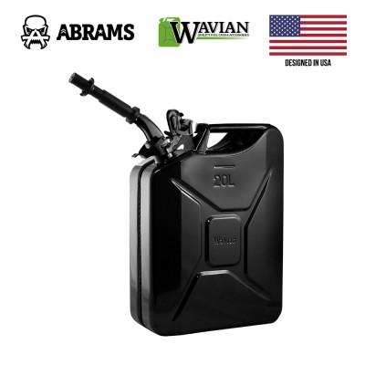 Канистра для топлива Wavian Original NATO Steel Jerry Fuel Can Black
