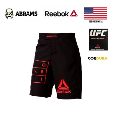 Шорты Reebok Combat RNF MMA Hero Short U08 Black