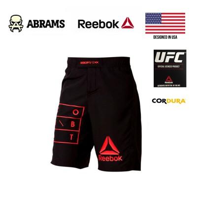 Шорти Reebok Combat RNF MMA Short U08 Black
