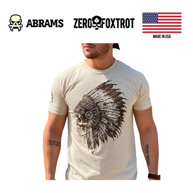 Футболка Zero Foxtrot Vintage Chief