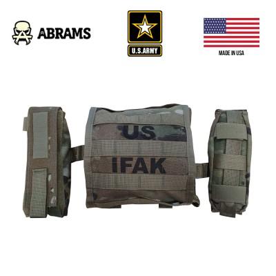 Індивідуальна аптечка першої допомоги Армії США IFAK II (Individual First Aid Kit)