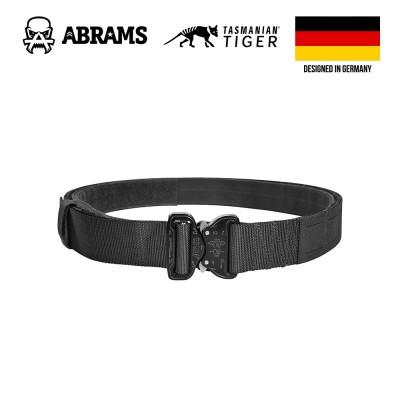 Ремень брючний тактичний Tasmanian Tiger Modular Belt Set Black