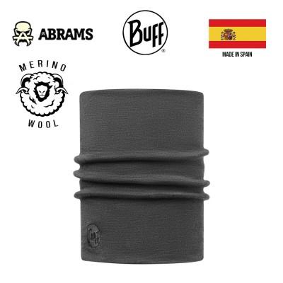 Шарф-труба (бафф) Buff Heavyweight Merino Wool Solid Grey