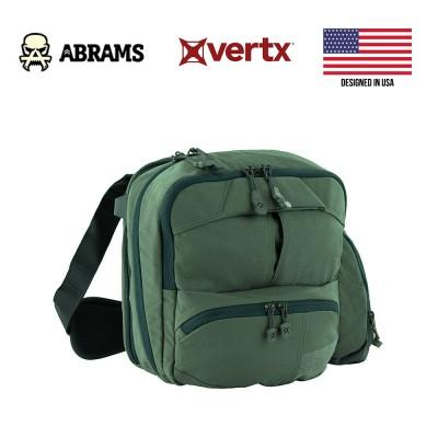 Сумка для скрытого ношения оружия Vertx Essential Sling 2.0 OD Green Reef 12L