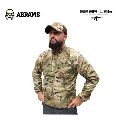 Ультралегкая куртка ветровка Windbreaker Abrams Pro by GearLab Multicam