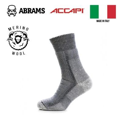 Носки утепленные треккинговые Accapi Trekking Extreme Antracite