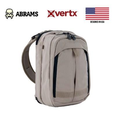Рюкзак для скрытого ношения оружия Vertx Transit Sling 2.0 Tumbleweed/Smoke Grey 16L