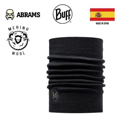 Шарф-труба (бафф) Buff Heavyweight Merino Wool Solid Black