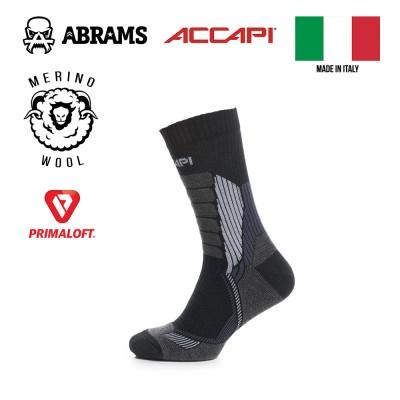 Носки утепленные треккинговые Accapi Trekking Primaloft Black
