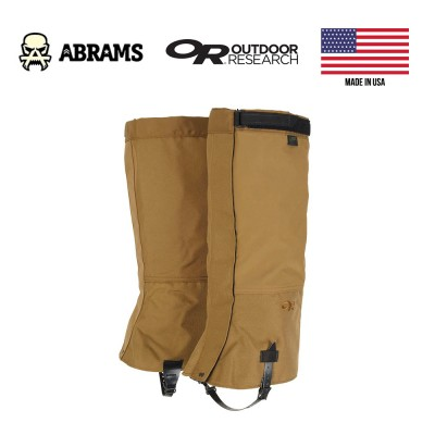 Гамаши OR Outdoor Research Military Expedition Crocodiles Gore-Tex Coyote