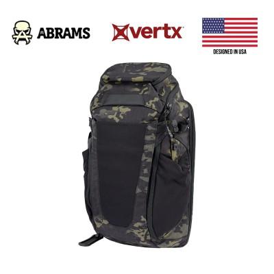 Рюкзак для скрытого ношения оружия Vertx Gamut Overland Backpack Camouflage Multicam Black
