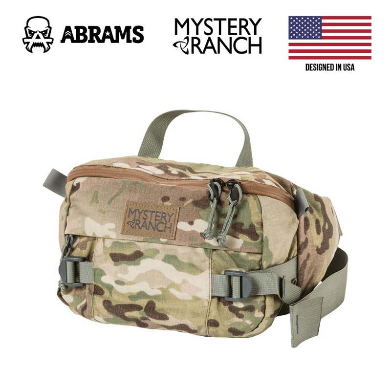 Сумка на пояс Mystery Ranch Hip Monkey Multicam