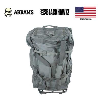 Тактическая рамная сумка на колесах Blackhawk Go Box Rolling Load Out Bag Grey