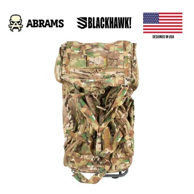 Тактическая рамная сумка на колесах Blackhawk Go Box Rolling Load Out Bag Multicam