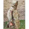 Пончо (плащ-накидка) Dakota Outerwear Poncho With Hood Multicam