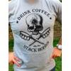 Футболка Zero Foxtrot Coffee & Bodies (Heather)