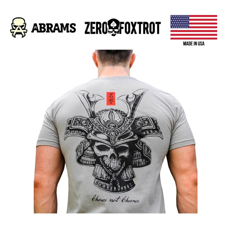 Футболка Zero Foxtrot Bushido (Honor)