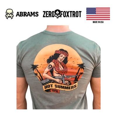Футболка Zero Foxtrot Pacific