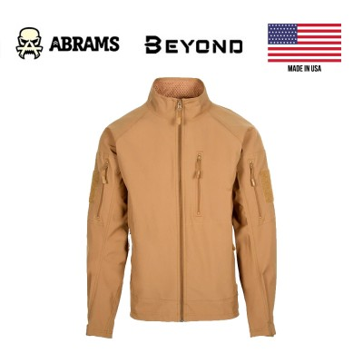 Куртка Beyond AXIOS A5 Rig Light Softshell Jacket Coyote, размер XL