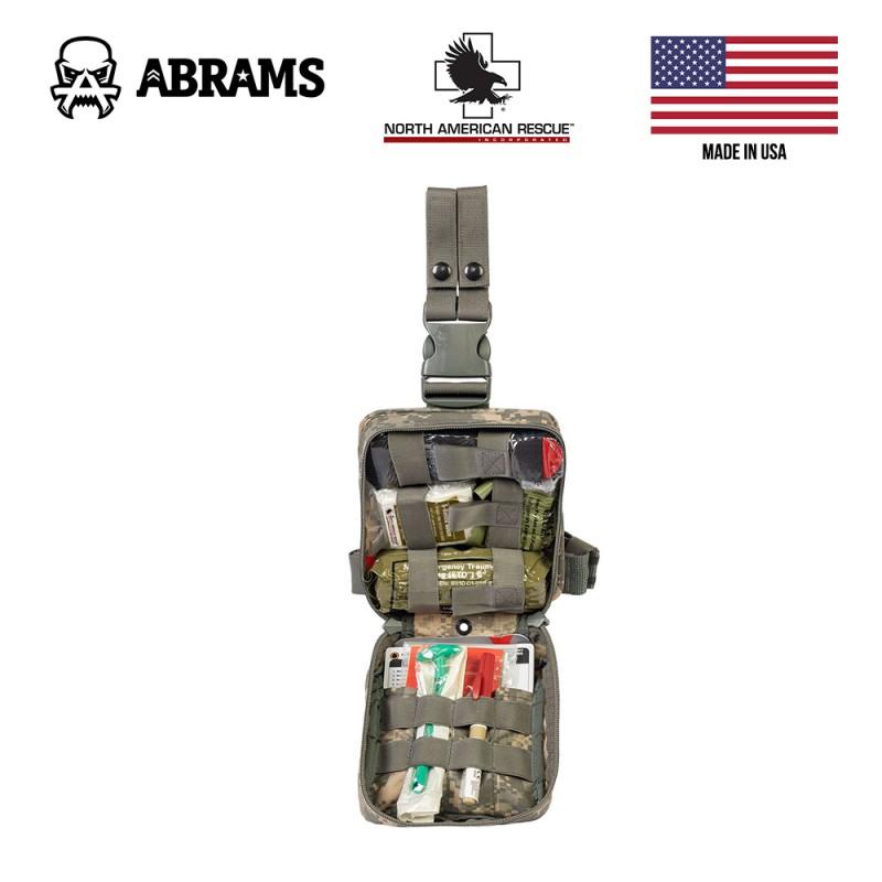 Индивидуальная аптечка первой помощи IFAK NAR Maritime Assault Kit CCRK ACU